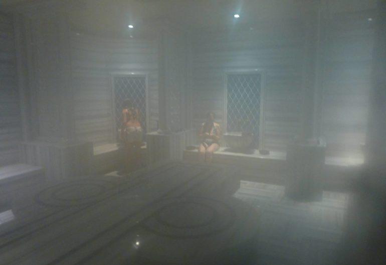 Турецкая баня - Хамам