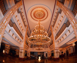 Güngör Ottoman Palace Thermal Spa