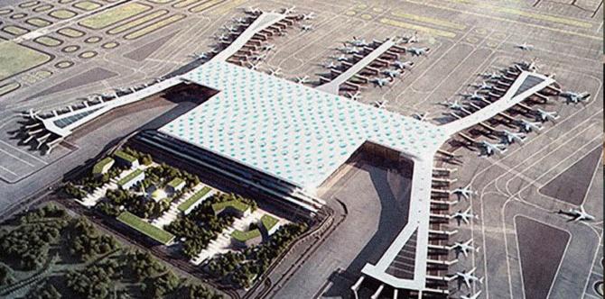 Новый Стамбульский аэропорт: как доехать и что это будет стоить.