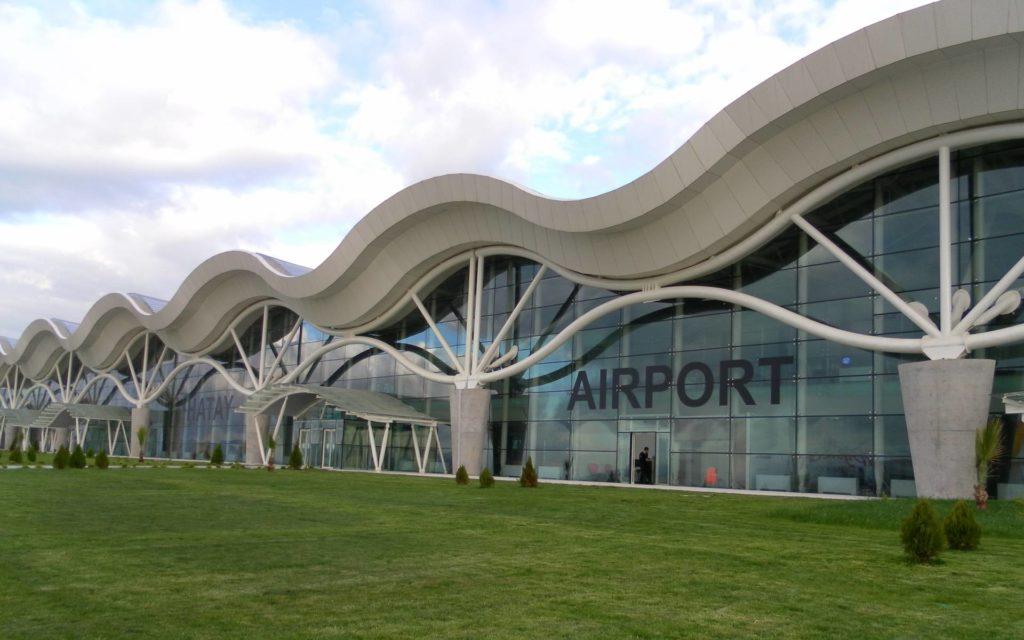 Аэропорт в Хатае