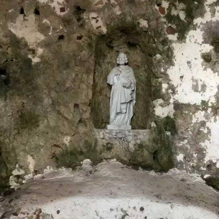Достопримечательности Антакьи: пещерная церковь Святого Петра