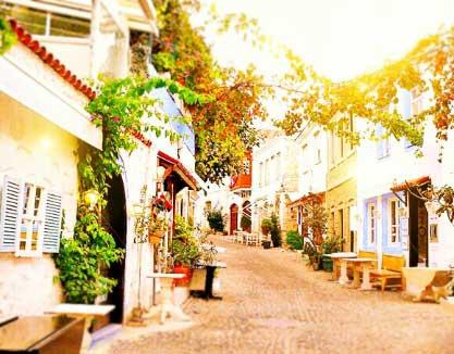 Алачаты - восходящая звезда среди турецких курортов Эгейского моря