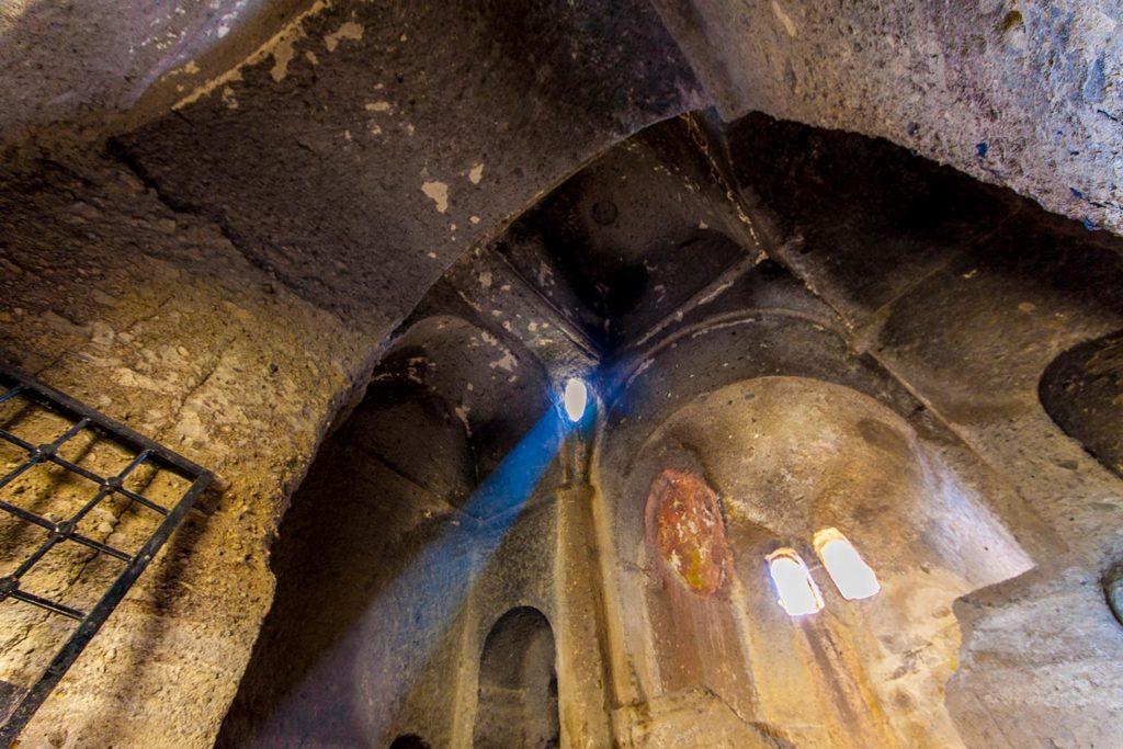 Пещерный город Килистра