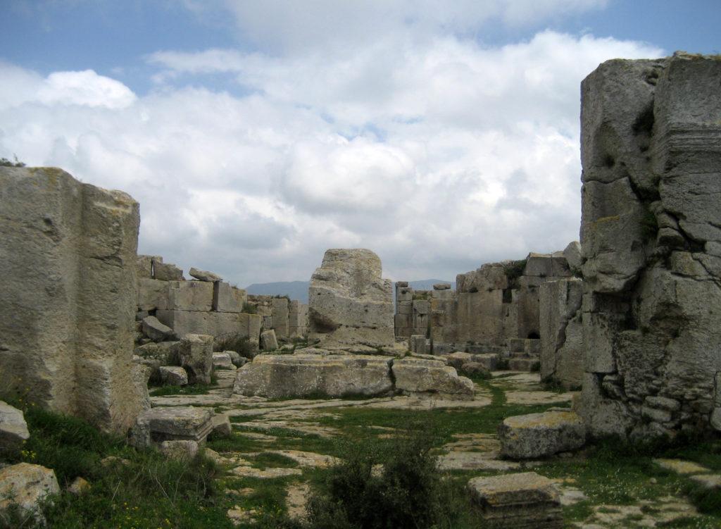 Достопримечательности Антакьи: монастырь святого Симона