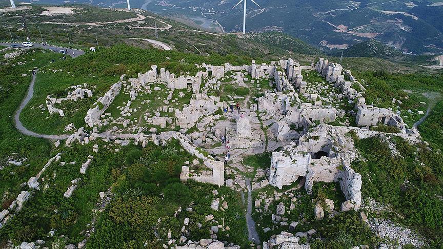 Монастырь св. Симона