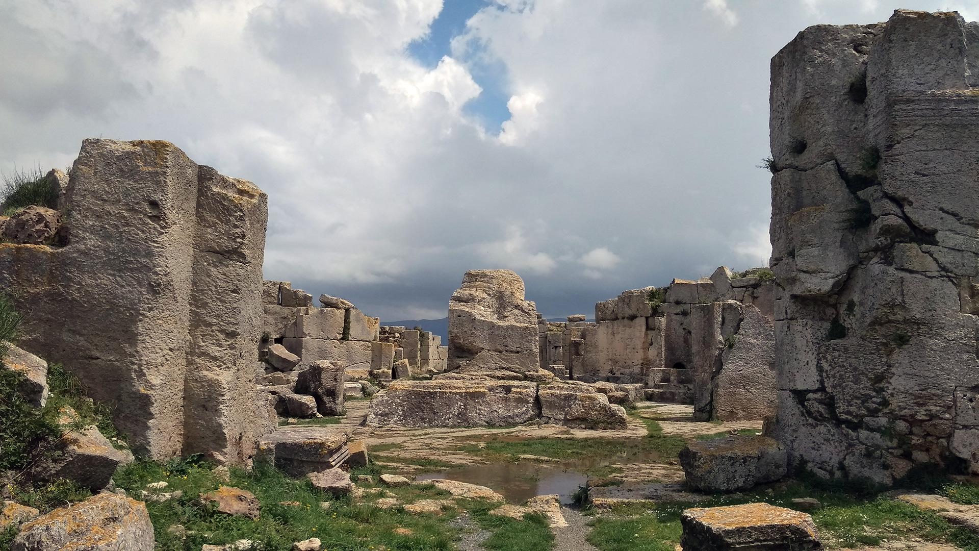 Монастырь св. Симеона Столпника Дивногорца