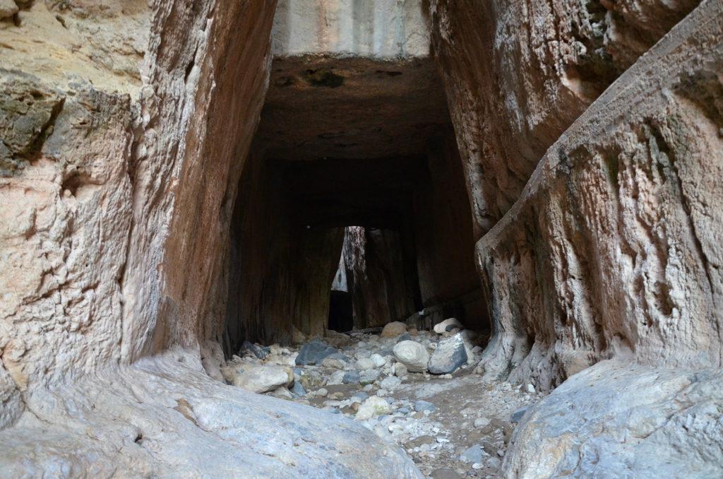 туннель Тита Веспасиана