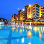 Свадебная церемония 💍💍 на берегу моря 🏖 в Турции 🇹🇷 + незабываемая неделя проживания в пятизвездочном Utopia World Hotel 🏝