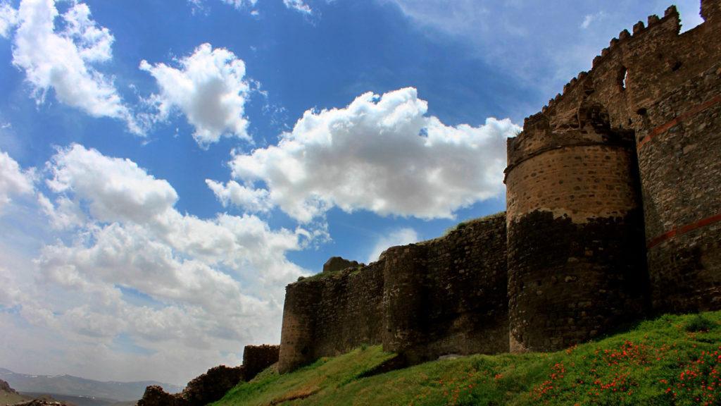 Крепость Хошап