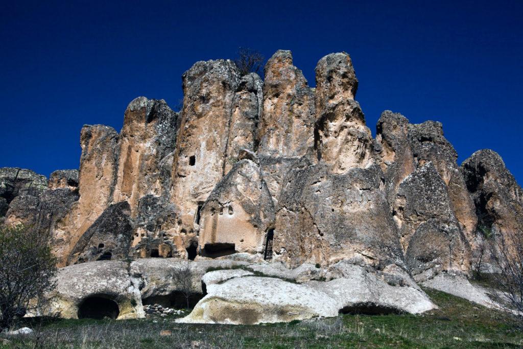 """Пещерный город Килистра: """"Малая Каппадокия"""" в 3 часах от Алании"""