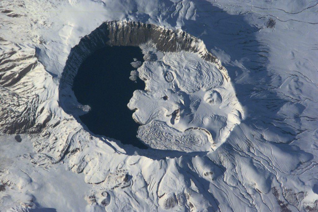 Вулканы в Турции: действующие, спящие и потухшие