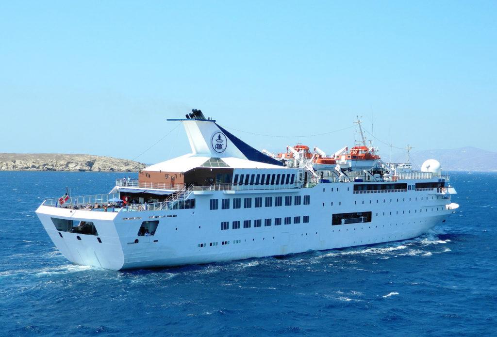 Морские круизы без визы по островам Греции из Аланьи - 2019