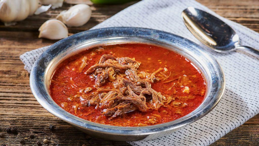 Суп бейран чорбасы (Beyran çorbası)