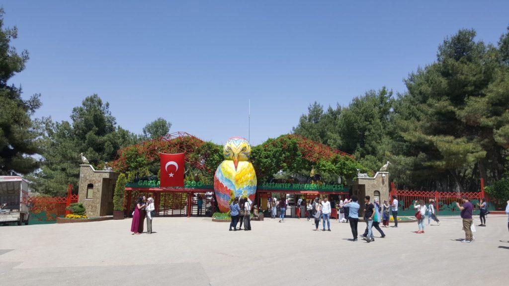 Зоопарк (Gaziantep Büyükşehir Belediyesi Hayvanat Bahçesi)