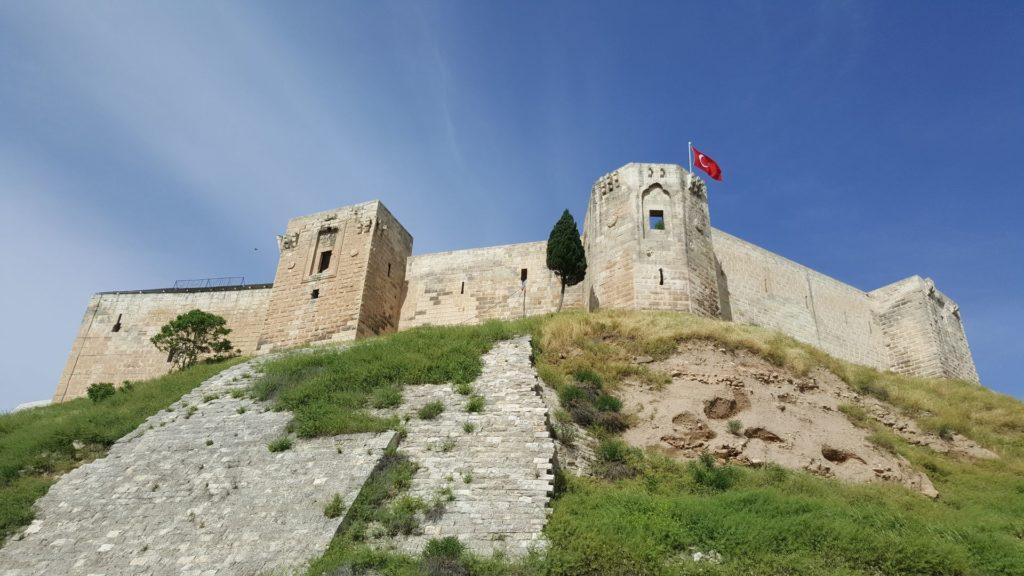 Крепость Газиантеп (Gaziantep Kalesi)