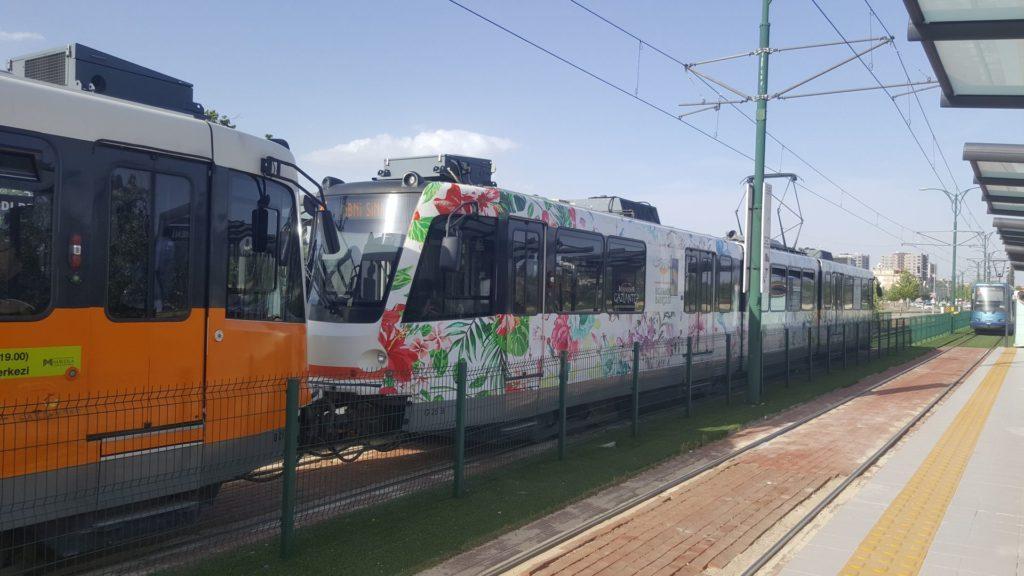 Трамвай в Газиантепе
