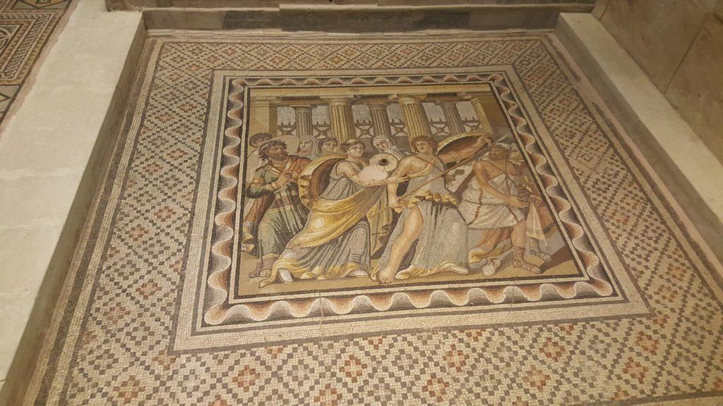 Музей античной мозаики Зеугма (Zeugma Mozaik Müzesi)
