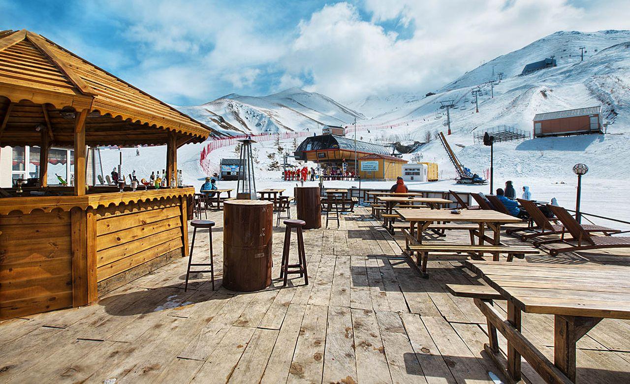 Паландокен: горнолыжный курорт в Турции, город Эрзурум