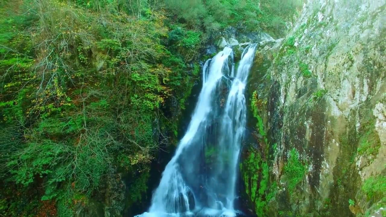 Водопад в Ялове