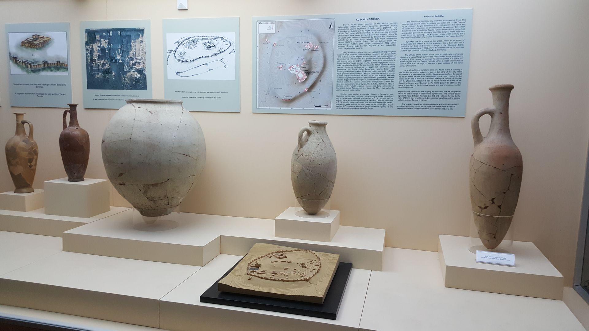 Сивас, археологический музей