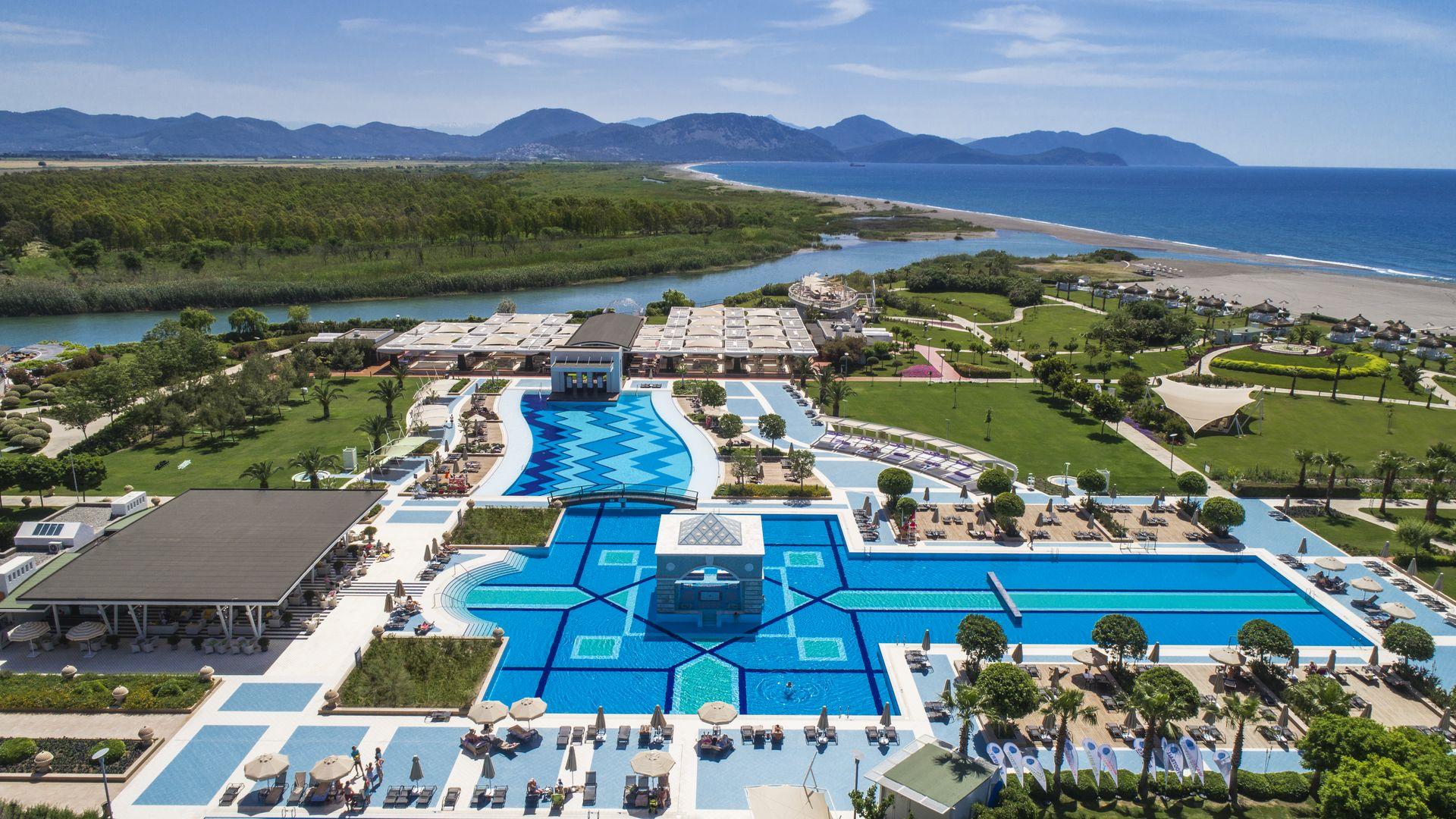 Hilton Dalaman Sarigerme Resort & Spa ★★★★★