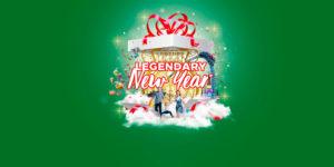 Легендарный Новый год вместе с Land of Legends