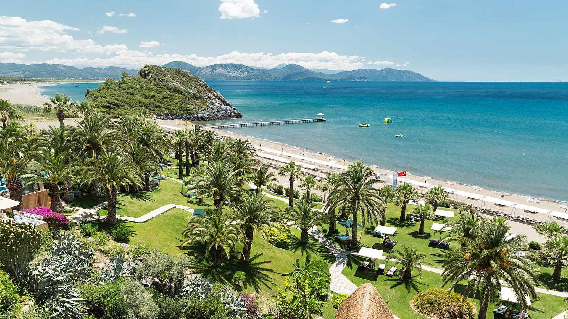 Саригерме — курорт в Турции, о котором вы даже не слышали