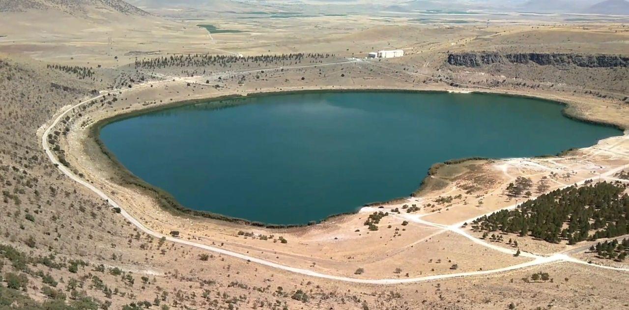 В настоящее время озеро Нар является популярным туристически объектом