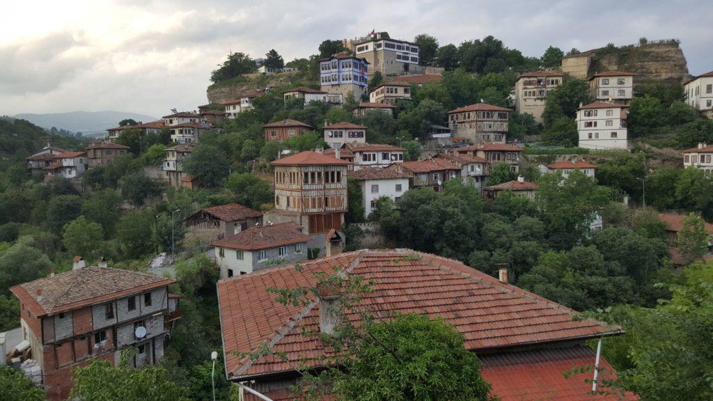 Сафранболу - сказочный город шафрана и османской архитектуры