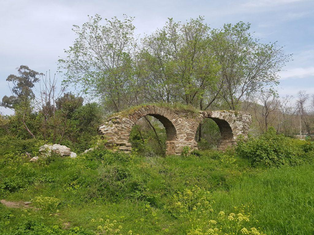 Руины древнего Силенуса