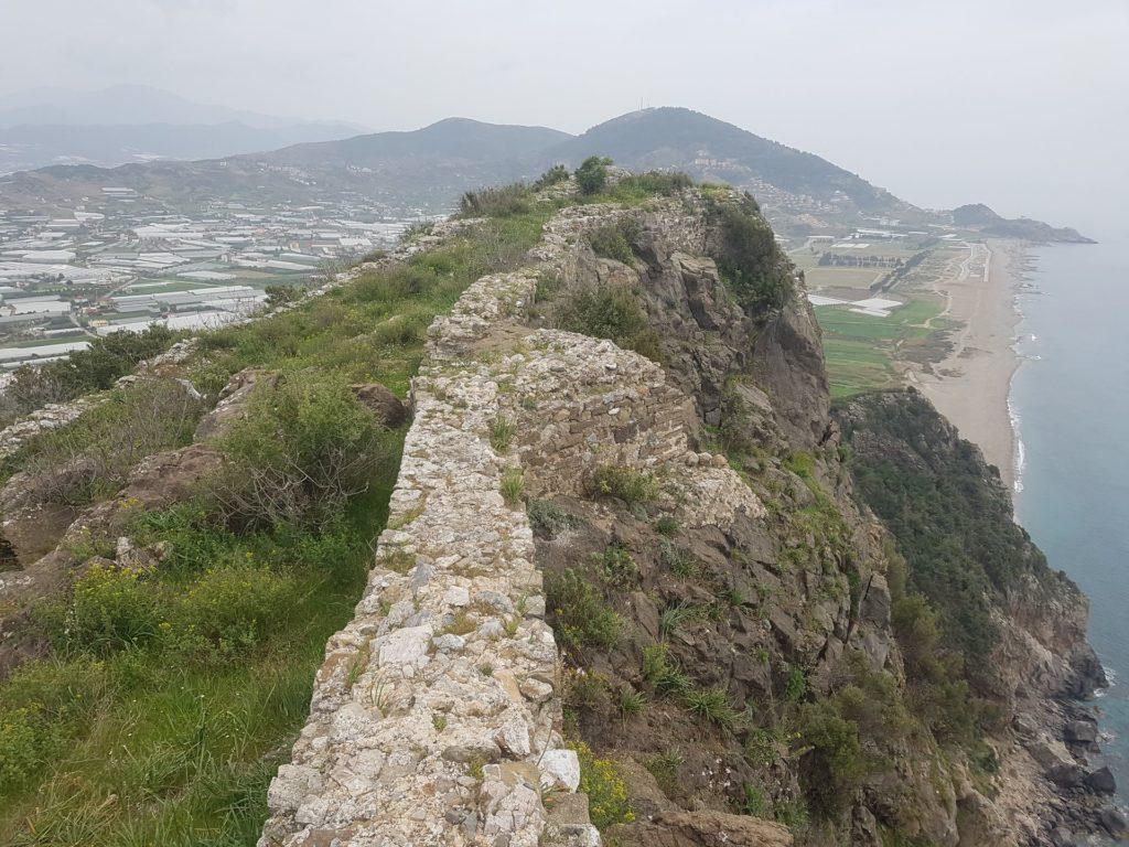 Цитадель в Газипаше