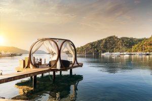 Гёджек: вип-отдых для любителей яхт и всего, что с ними связано