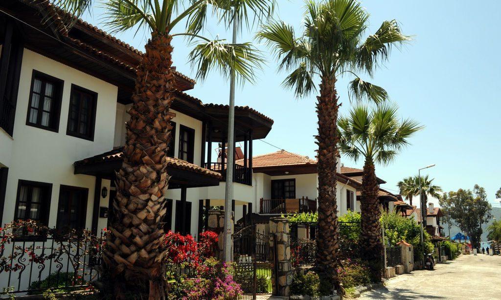 Акьяка - небольшой курортный поселок и приятное место для отдыха