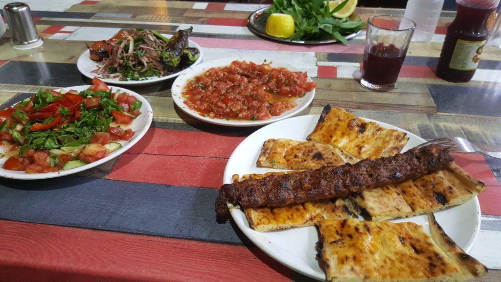 🔥 Adana kebab (Адана)