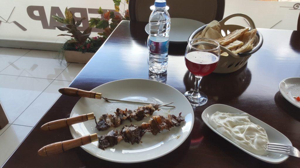 🔥 Cağ kebab («Джа кебаб», Эрзурум)