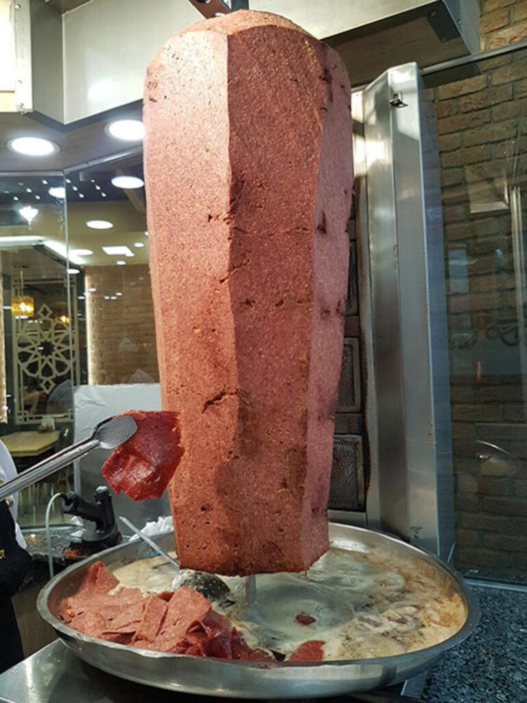 🔥 Afyon sucuk doner kebab (Афьон)