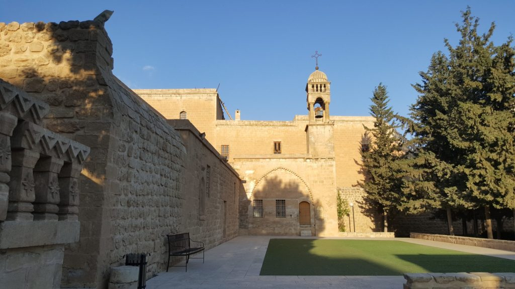 Церковь Мор-Бехнам (Крыклар)