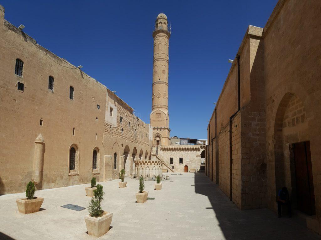 Великая мечеть Мардина