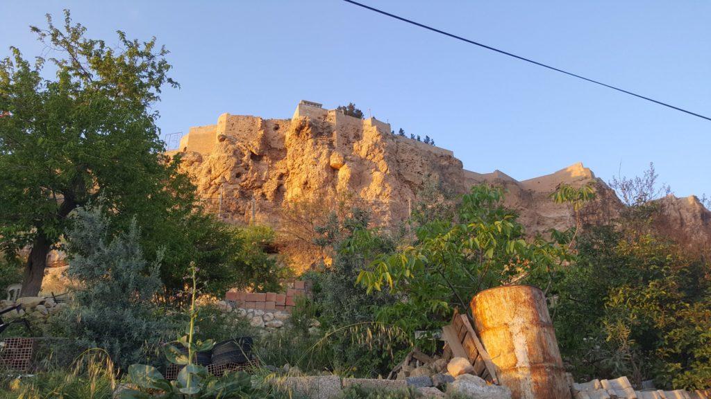 Мардинская крепость