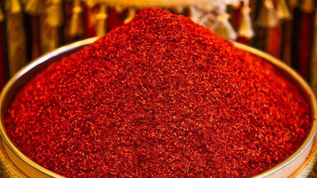 Antep Pul biber («антеп пул бибер») - антепский острый перец