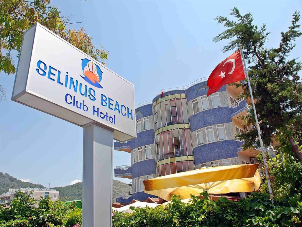 Selinus Beach Club Hotel 3*