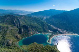 Олюдениз - самый живописный курорт на западе Турции