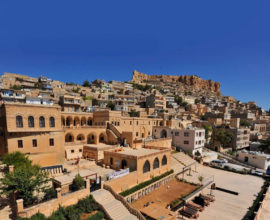 Удивительный Мардин: сокровищница Месопотамии