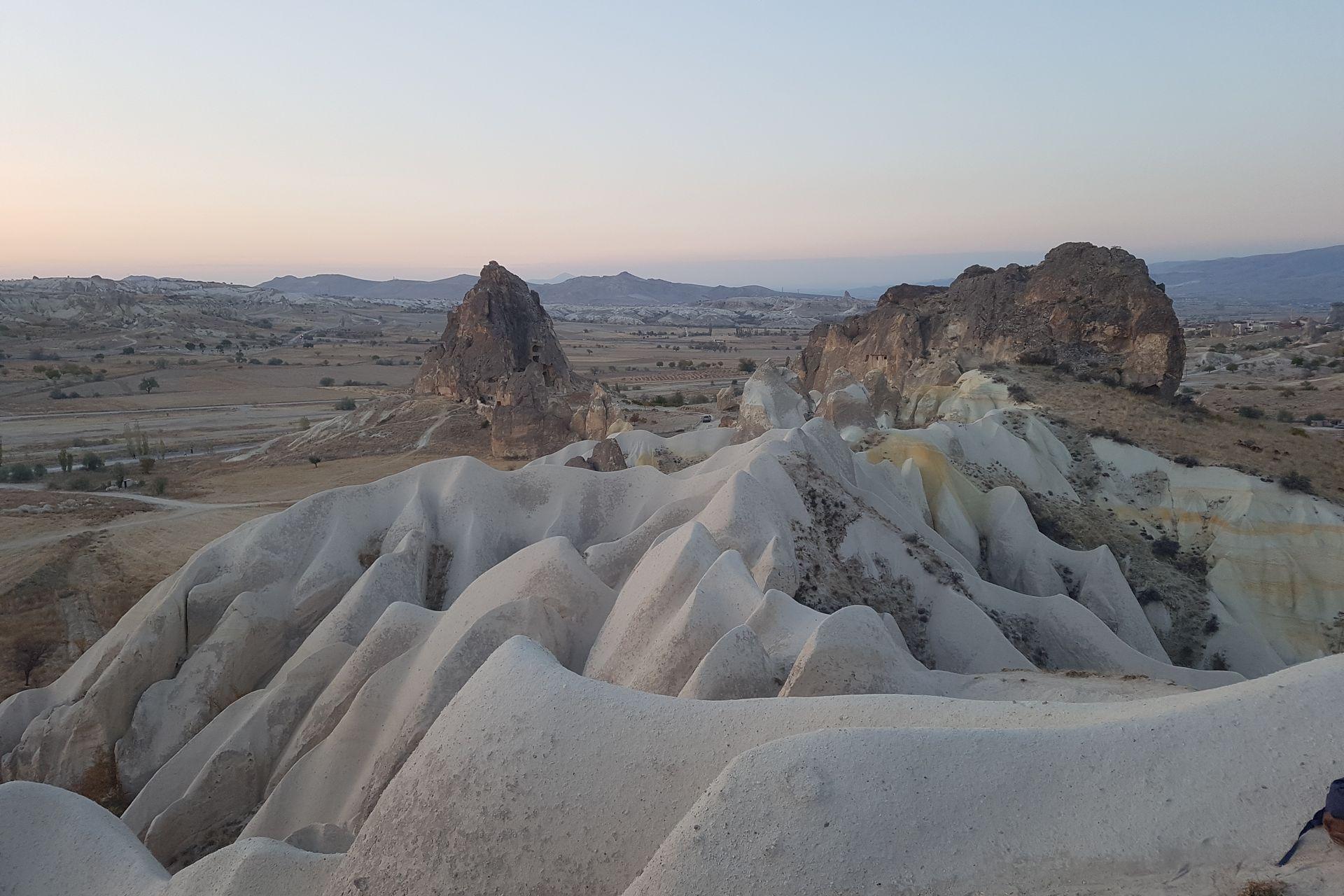 Каппадокия - долины