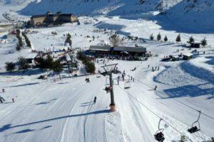 Поездка на горнолыжный курорт Давраз на выходные