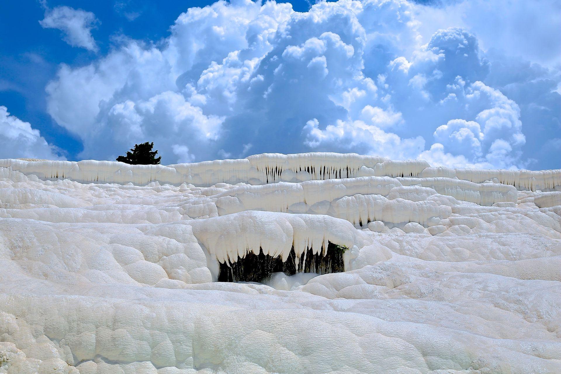 Травертин Тур: Памуккале - Иераполис - Лаодикия