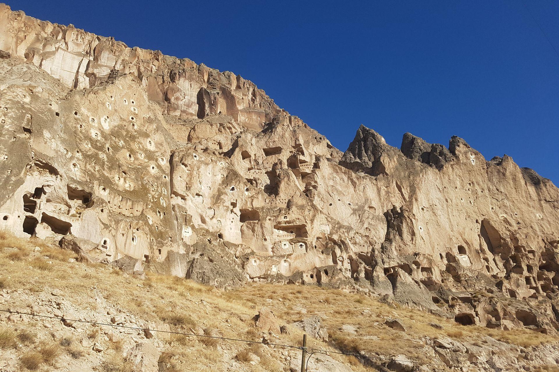 Долина Соганлы в Каппадокии