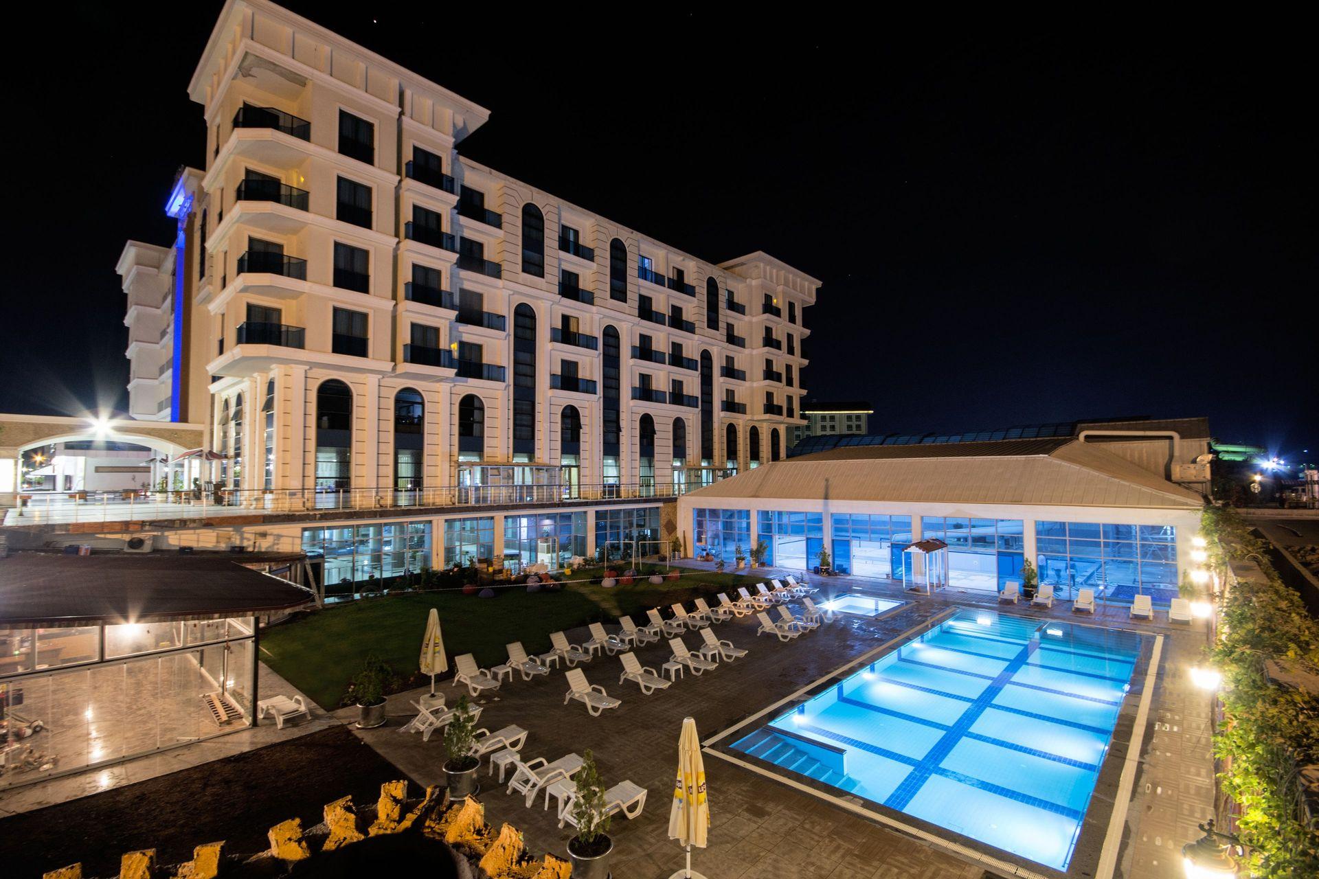 Budan Thermal Hotel & Convention Center 5* (Афьон-Карахисар)
