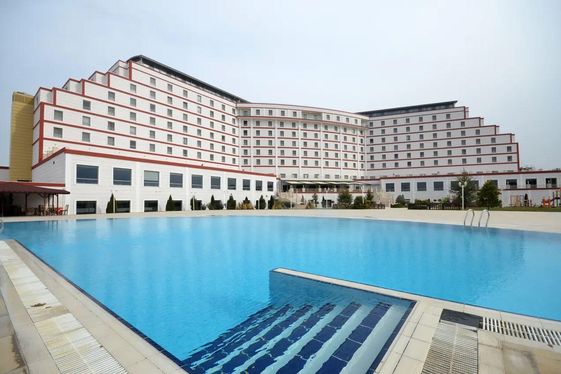Korel Thermal Resort Clinic & Spa 5* (Афьон-Карахисар)